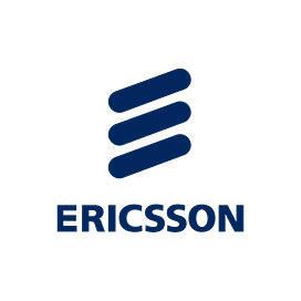 Big ericsson logo