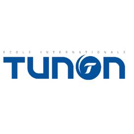 Big logo tunon