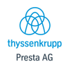 Small profile thyssenkrupp presta ag logo talendo