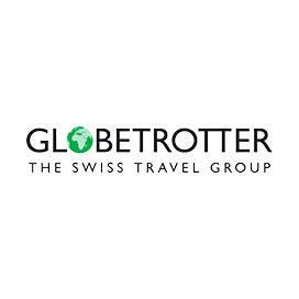 Big globetrotter logo