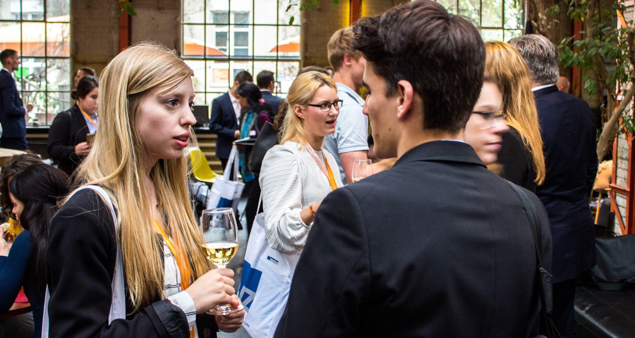 Sprungbrett-Event Basel