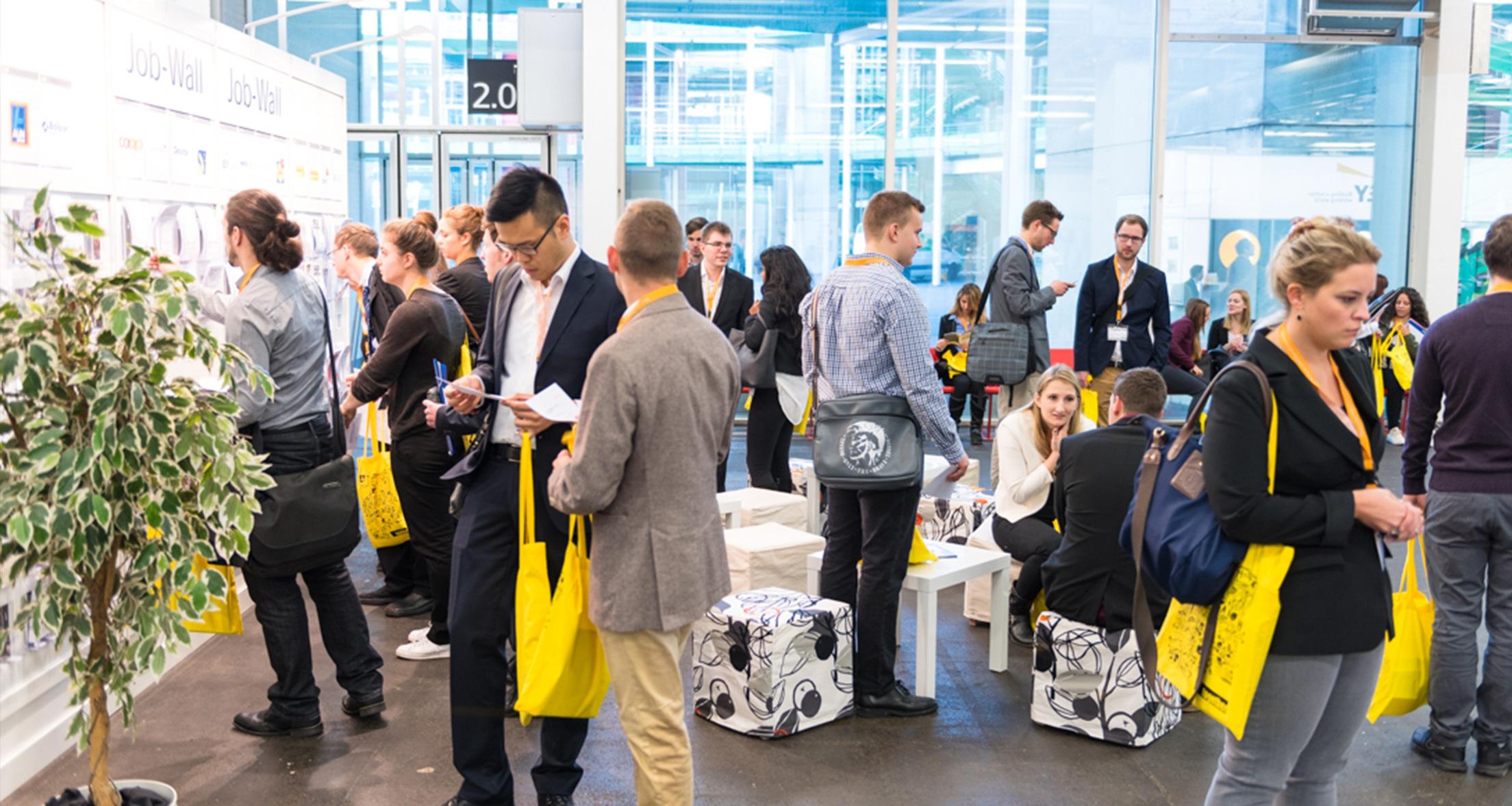 Absolventenmesse Basel