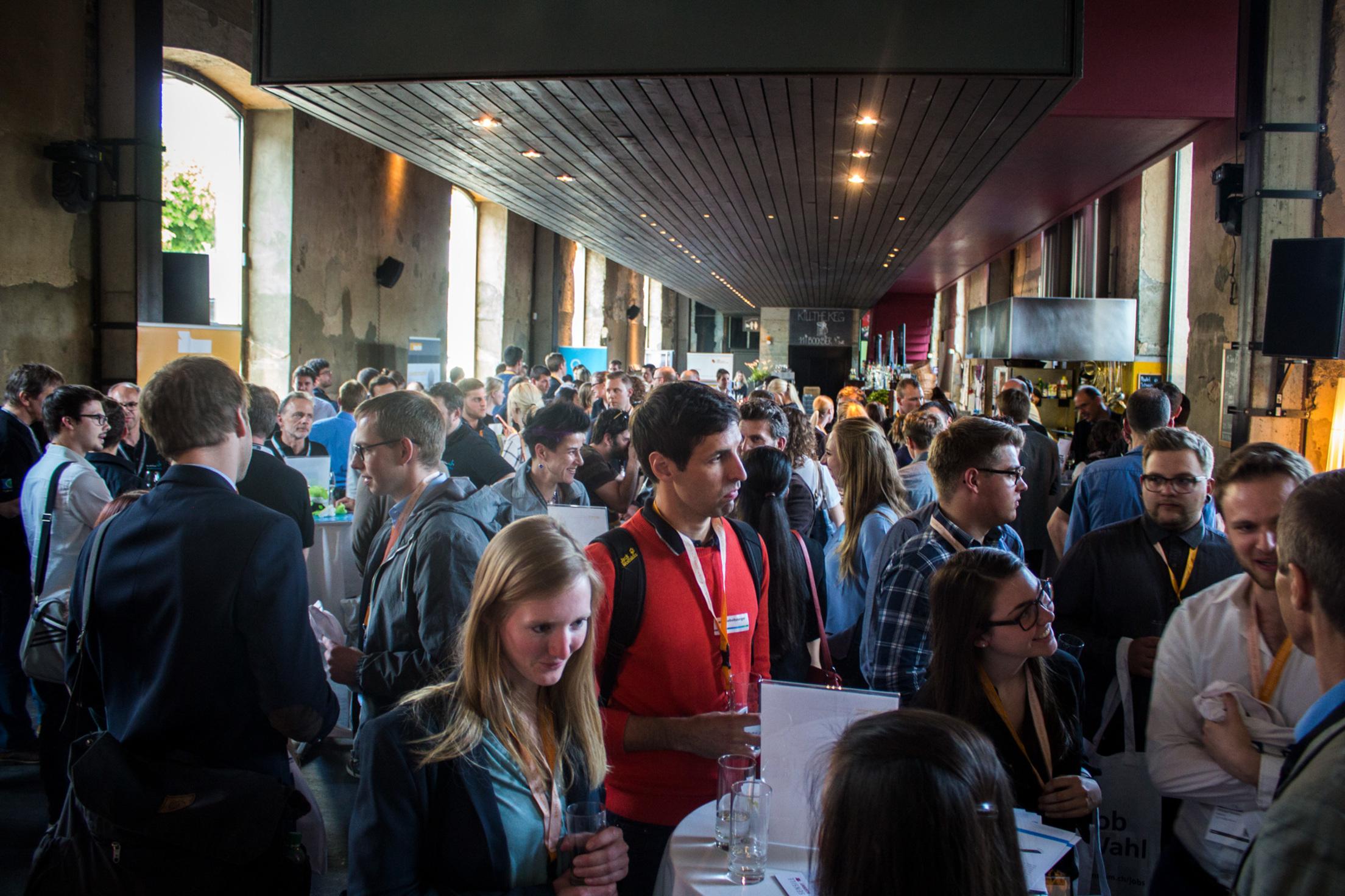 Sprungbrett-Event Solothurn