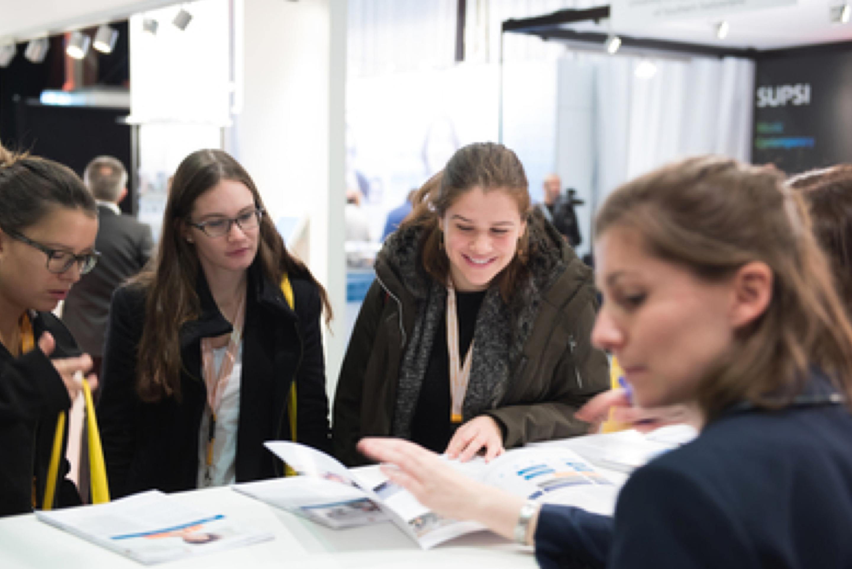 Absolventenmesse Schweiz