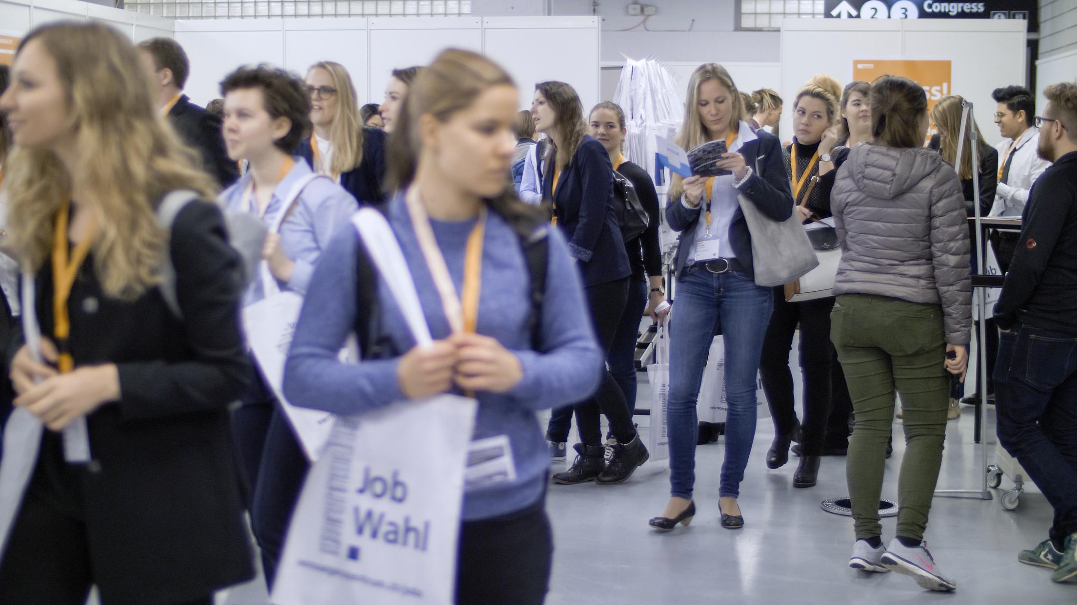 Absolventenmesse Bern