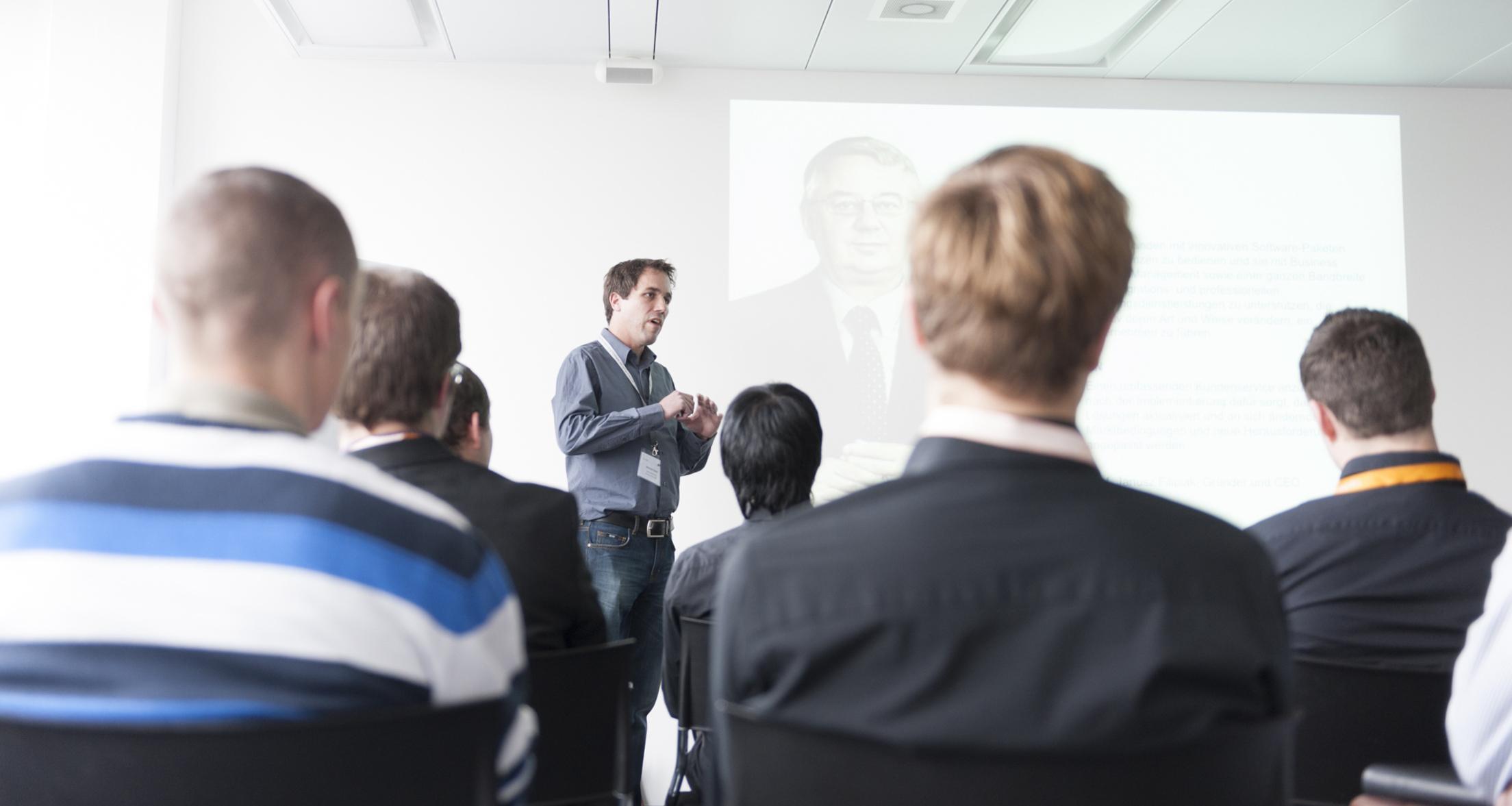 Job-Profil-Vorträge